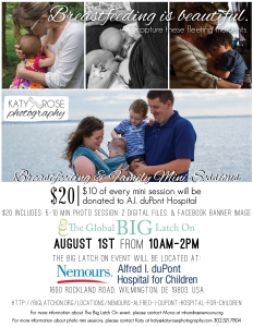 TGBLO Nemours Mini Sessions