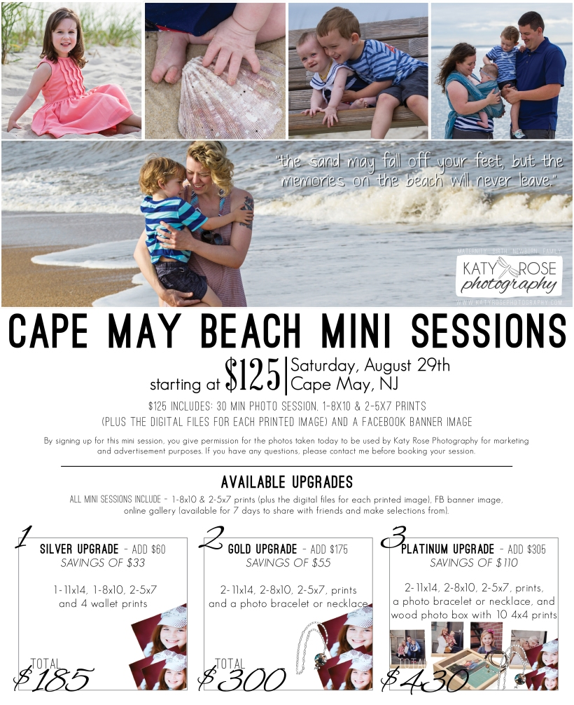 Beach Mini Sesions