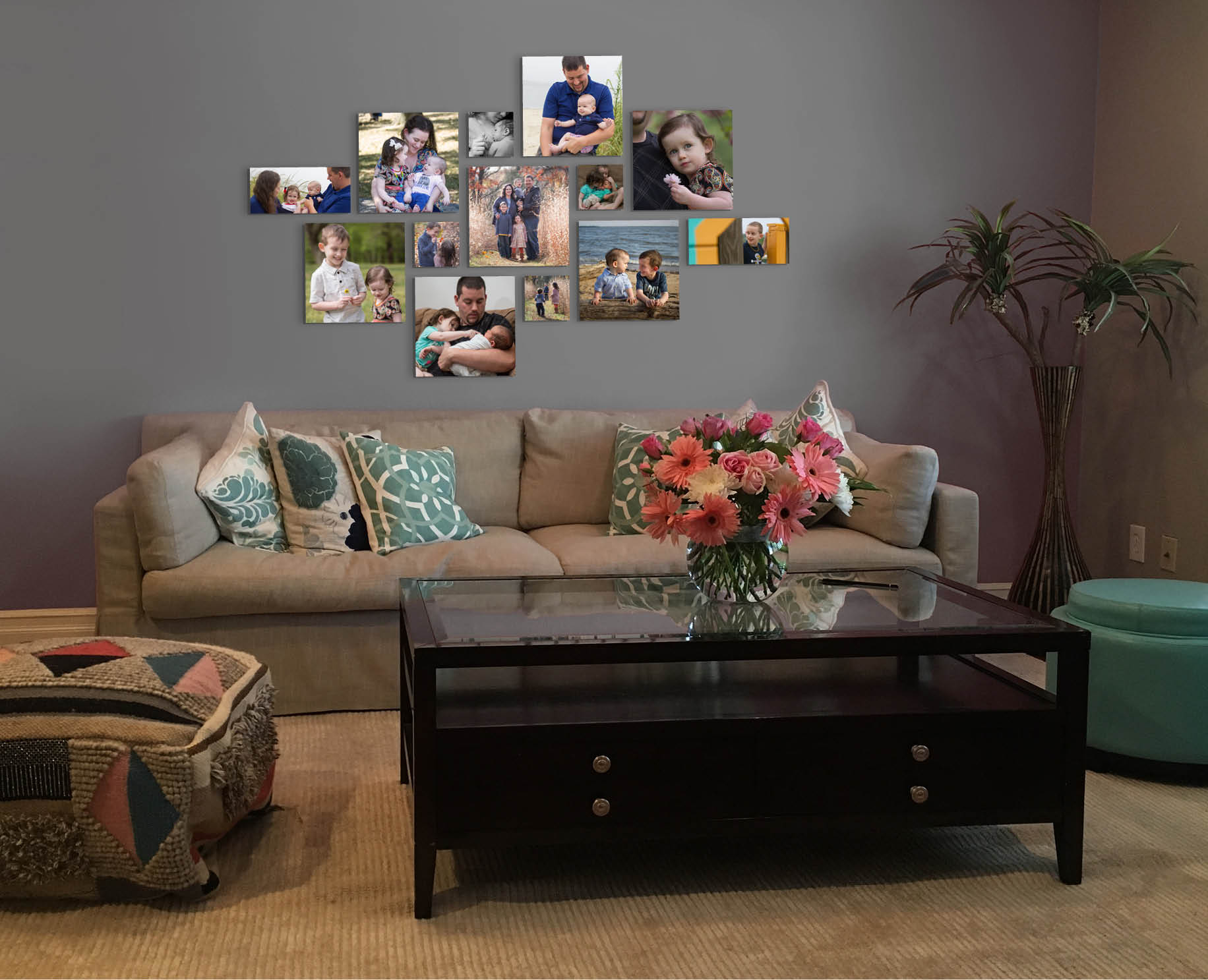Wall Display - Package 322